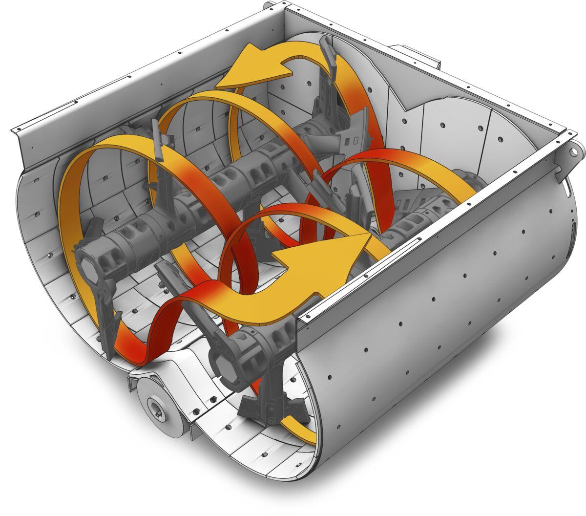 BHS Concrete Mixer (7)